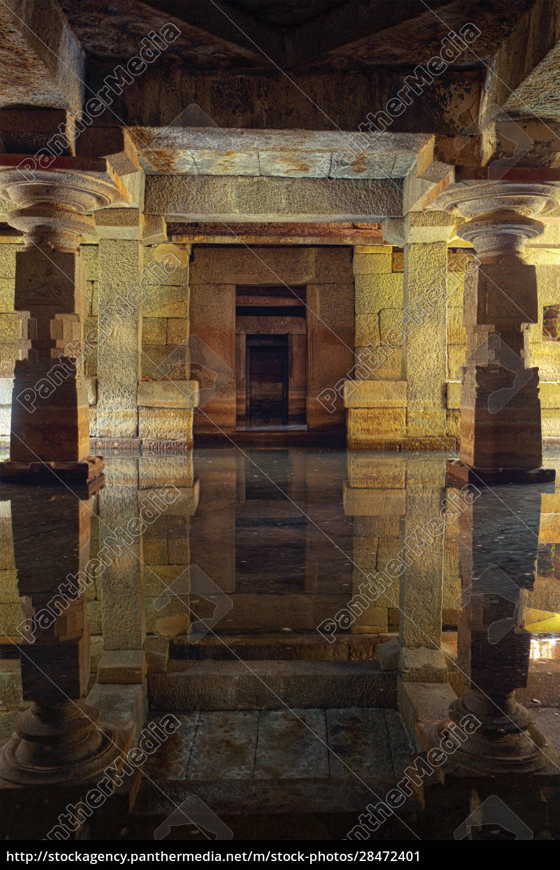 underground, temple, , hampi, , karnataka - 28472401