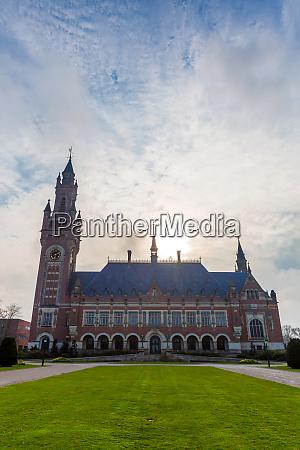 internationaler gerichtshof niederlande