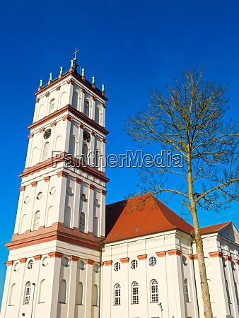 evangelisch lutherische stadtkirche in norddeutschland