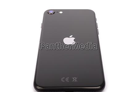 design des neuen iphone se 2020