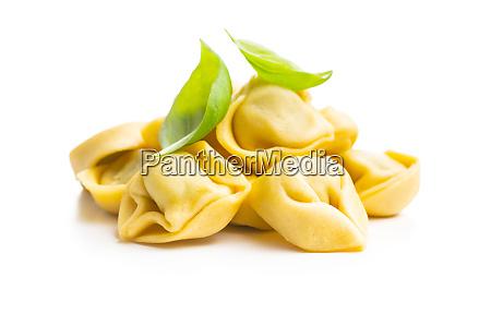 tortellini pasta italienische gefuellte pasta