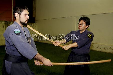 kampfsportler aus japan