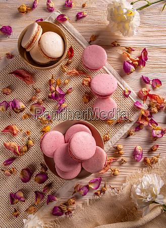 klassische franzoesische macarons