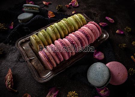 perfekte franzoesische macarons oder makronen
