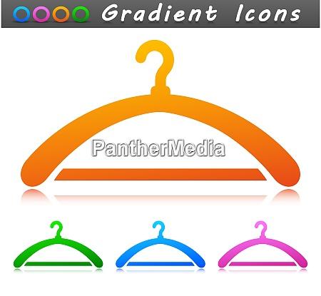 vector hanger symbol icon design