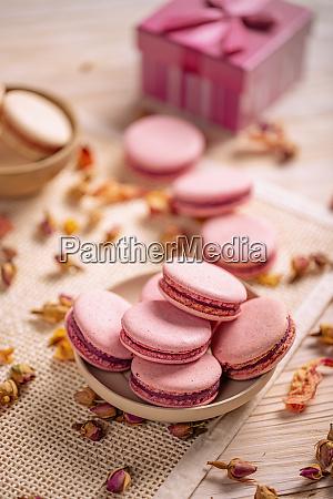 authentische franzoesische macarons