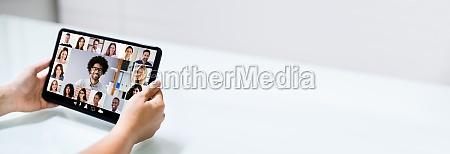 webinar anruf fuer online videokonferenzen