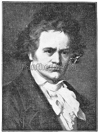 portraet eines deutschen komponisten und pianisten