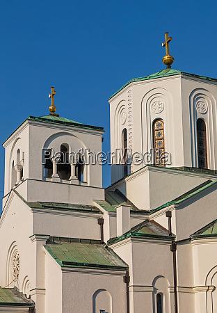 alte sava kirche in belgrad serbien