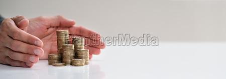 sicheres budget und sparen sie geschaeftsgeld