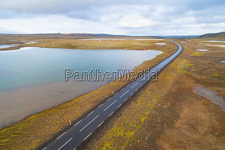 aerial view of ring road 2