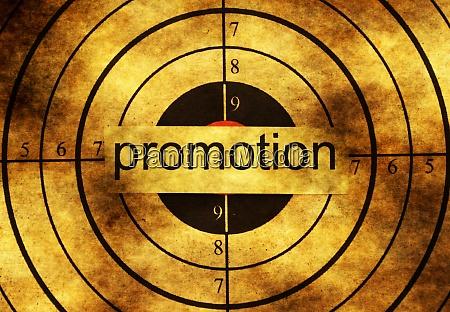 promotion grunge ziel