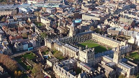 christ church university in oxford von