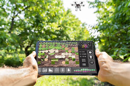 smart farming digital technology landwirtschaft app