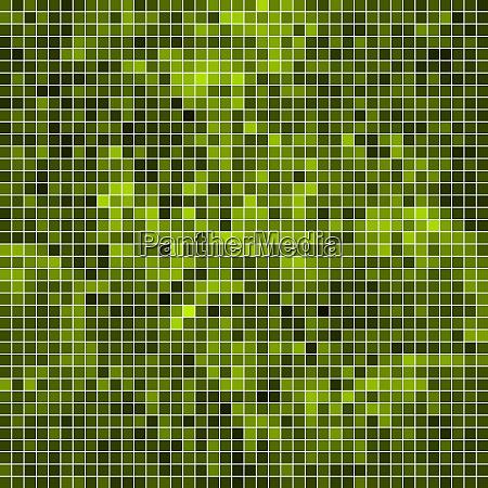abstrakte, quadratische, pixel-mosaik-hintergrund - 28627037