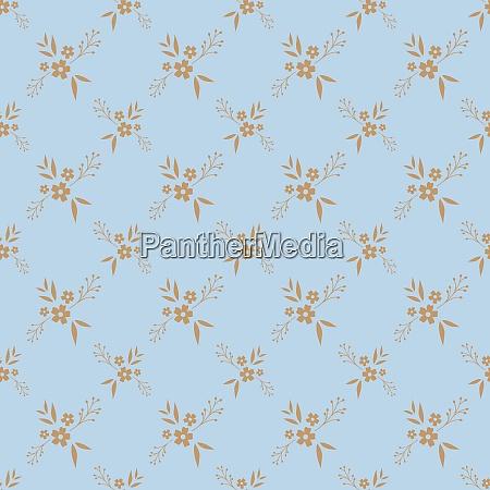 floral nahtlose muster design