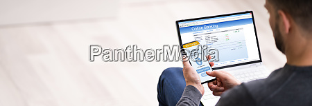 online banking mobile ecommerce authentifizierungs app