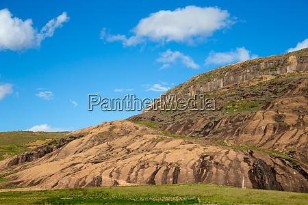 landschaftsaufnahme der insel madagaskar
