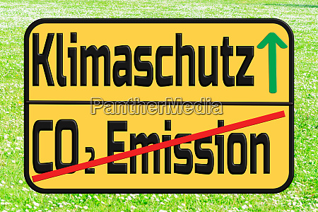 klimaschutz statt co2 emissionen