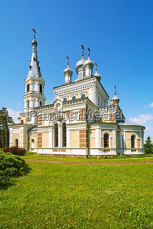 die orthodoxe kirche von alexander newski