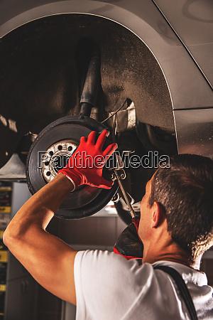 mechanisches wechsellager
