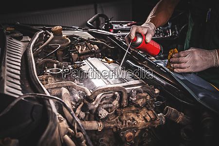 auto detaillierungskonzept