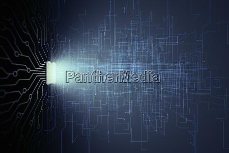 kuenstliche neuronale netzwerk zentralverarbeitungseinheit