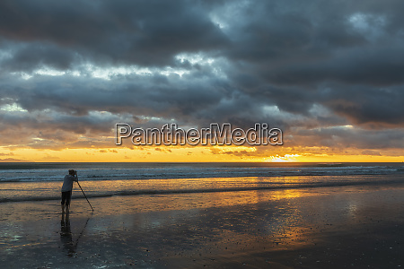 neuseeland nordinsel waikato waihi beach malerische