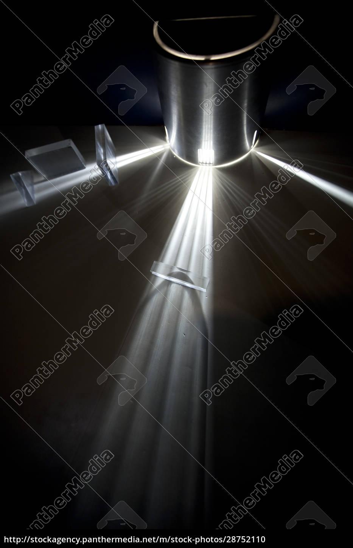 abstraktes, licht, und, schatten - 28752110