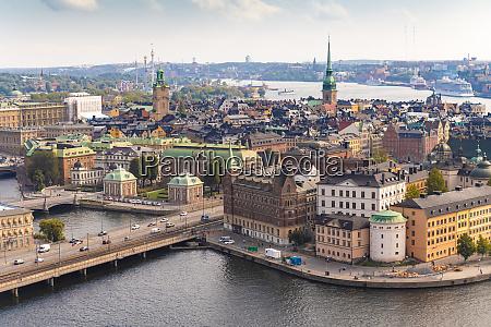 sweden, , sodermanland, , stockholm, , aerial, view, of - 28761002