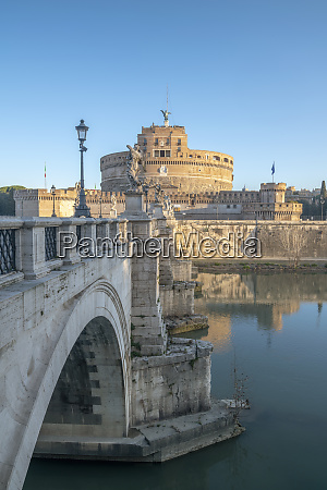 st angelo bridge ponte santangelo and