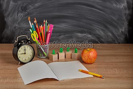 schulhintergrund zurueck zur schule