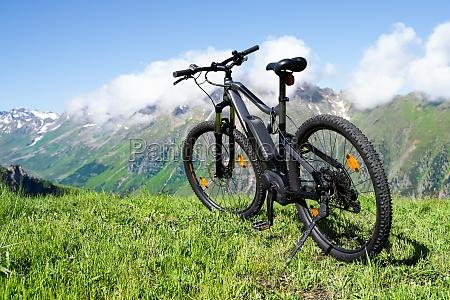 e bike in OEsterreich ebike cycling