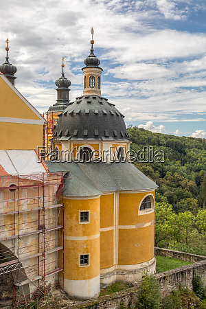vranov nad dyji castle tschechische republik