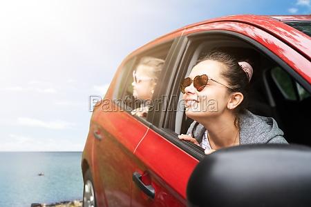 familienurlaub, mit, dem, auto - 28807288