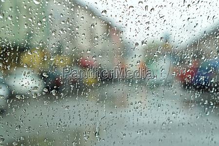 regen wetter tag abstrakt nass wasser