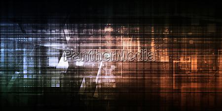 abstrakter lichthintergrund