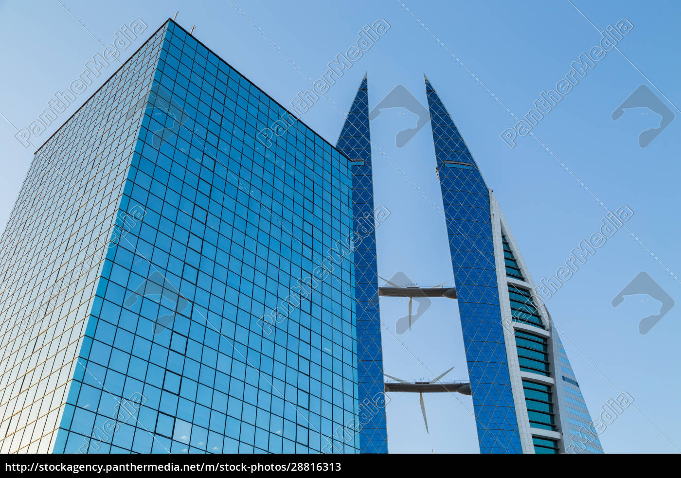 skyscraper, building, in, bahrain - 28816313