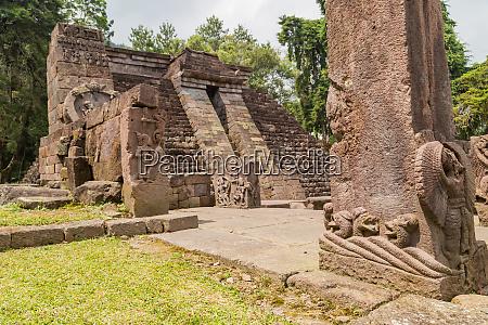 der sukuh tempel