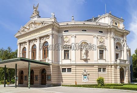 opernhaus ljubljana slowenische nationaloper und balletttheater