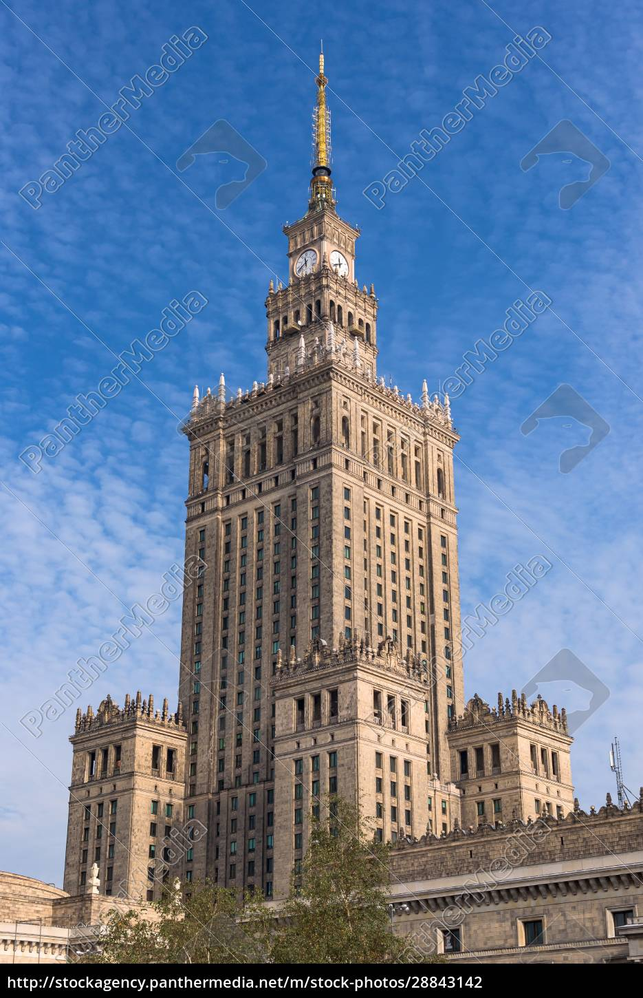 building, of, palace, of, culture, and - 28843142