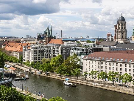 innenstadt von berlin berlin mitte deutschland