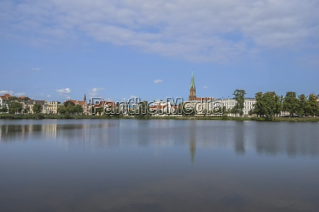 deutschland schwerin in mecklenburg vorpommern