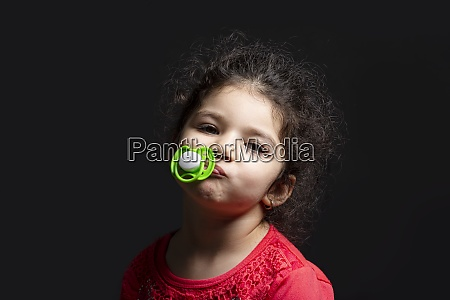 close-up, portrait, of, a, three, years - 28884118