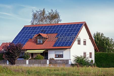 alternative energie fuer ein innovatives haus