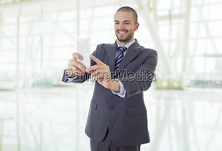 selfie machen