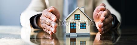 afroamerikanische haus hypothekenversicherung und versicherungsschutz