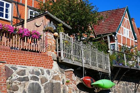 historische altstadt lauenburg an der elbe