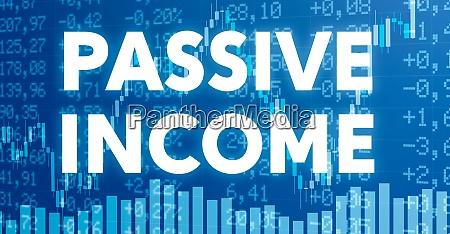 konzeptbild mit finanzdiagrammen und grafiken