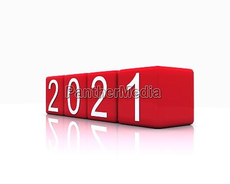 neues jahr 2021